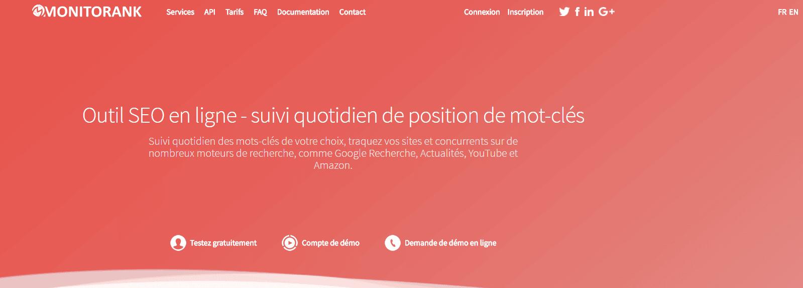 Mon avis sur Monitorank : suivez vos positions sur Google… et pas que !
