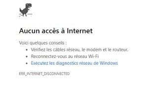 couper internet