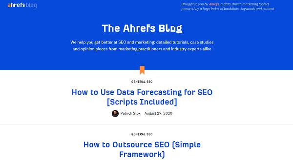 blog ahref